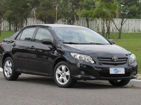 Toyota Corolla Gli 2.0 Automático 2011