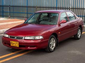 1994 Mazda 626 Matsuri Rojo