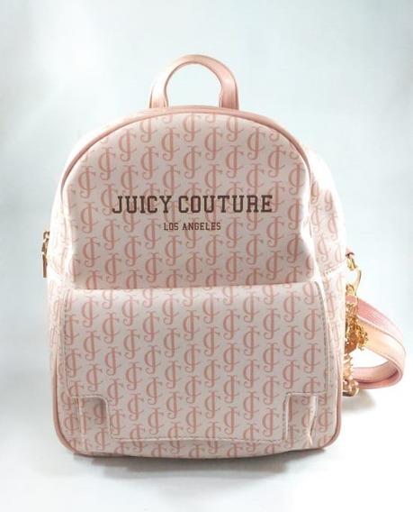 Bolsa Mochila Juicy Couture Feminina (usada)