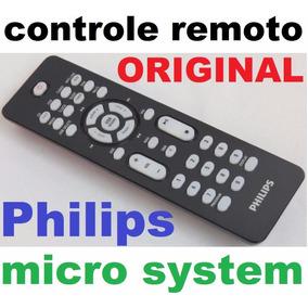 Controle Som Philips 30 Mp3 Cd Mini Hi-fi System Tecla Usb