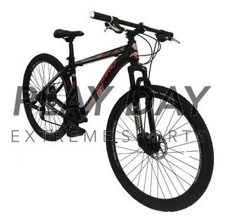 Bicicleta Mountain Rodado 29 Firebird 21v Disco Suspension