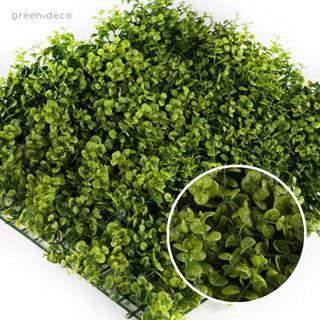Jardin Vertical Artificial Muro Verde Panel Londres