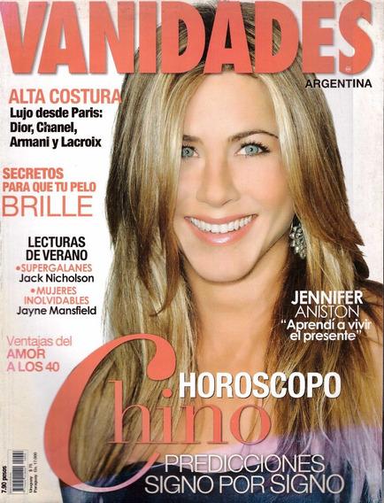 Revista Vanidades Argentina - Ed. 04 - Jennifer Aniston