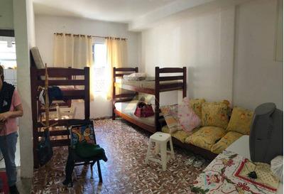 Kitnet Residencial À Venda, Vila Guilhermina, Praia Grande. - Kn0077