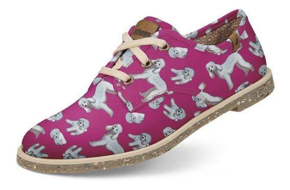 Sapato Feminino Usthemp Legend Vegano Poodle