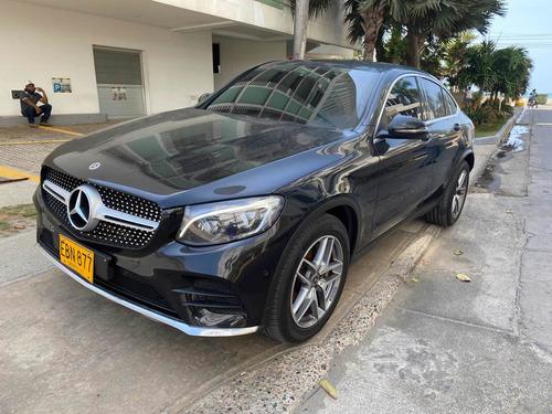 Mercedes-benz Clase Glc 2018 2.2 4matic Coupe