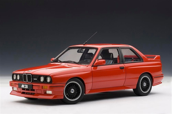 Bmw M3 E30 Sport Evolution Cecotto 1/18 Autoart Millennium