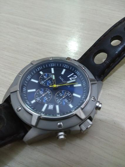 Relógio Náutica Original Em Campinas Sp