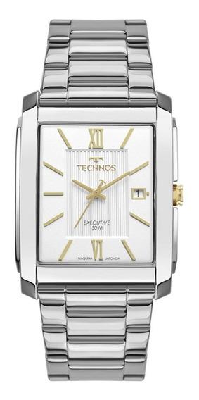 Relógio Masculino Technos 2115mwx/1k Barato Nota Fiscal