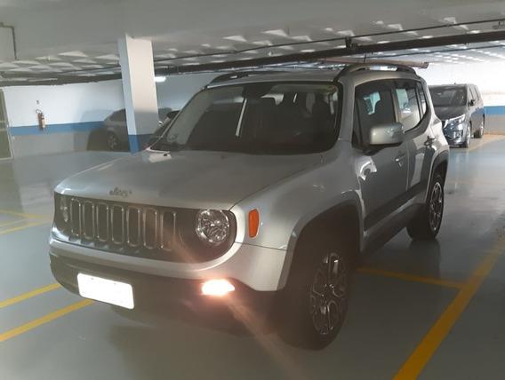 Jeep Renegade Lngtd At D 2016