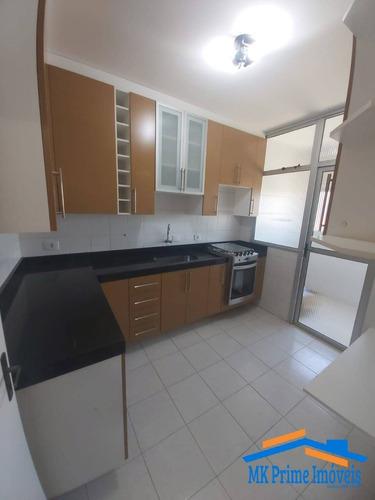 Imagem 1 de 15 de Excelente Apartamento 71m² No Bela Vista 3 Dormitórios E 2 Vagas !!! - 1678