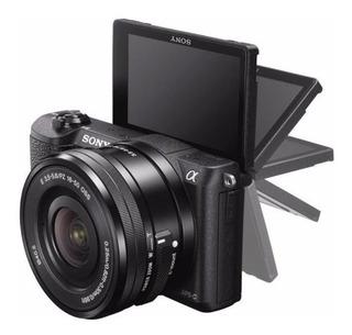 Camara Sony A5000 En Buenas Condiciones