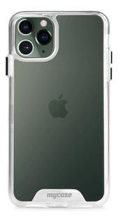 Clear Case iPhone 11 Pro Max Transp. + Mica De Cristal