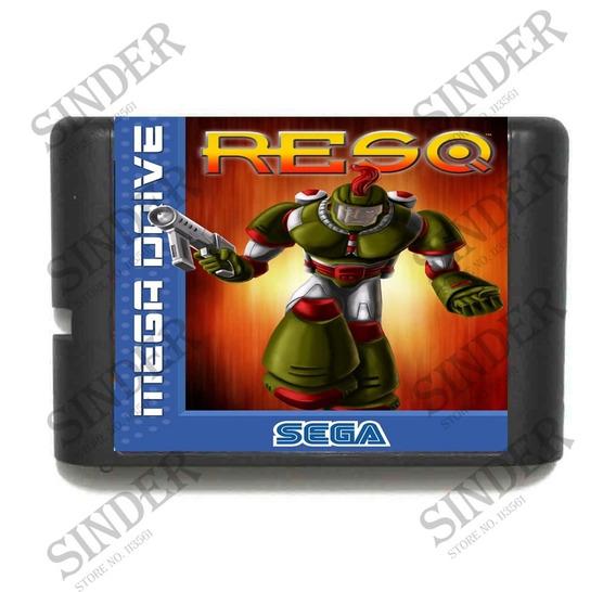 Resq Mega Drive