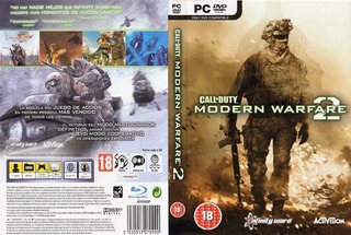Call Of Duty Mod Warfare 2 Xbox 360