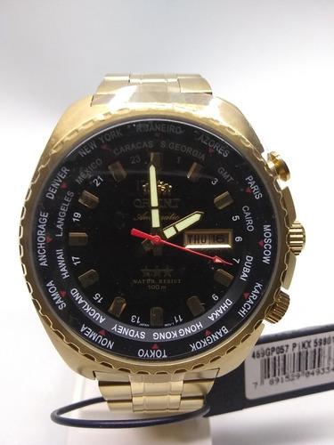 Relógio Orient 469gp057
