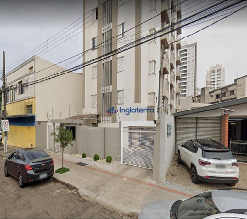 Apartamento À Venda, 48 M² Por R$ 170.000,00 - Centro - Londrina/pr - Ap1188