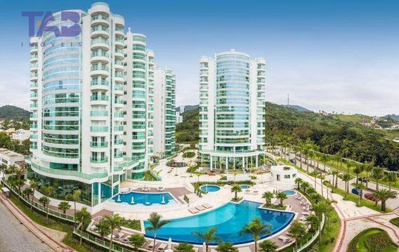 Brava Beach Apartamento Mobiliado E Decorado Para Locação Na Praia Brava/itajaí - 03 Suítes 03 Vagas - Ap0984