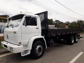 Vw 13130 Truck Carroceria Madeira!