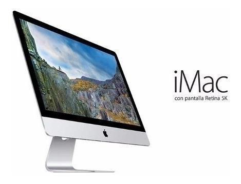 iMac Apple Mne92ll/a 27 5k/i5-3.4/8gb/1tb (2017)
