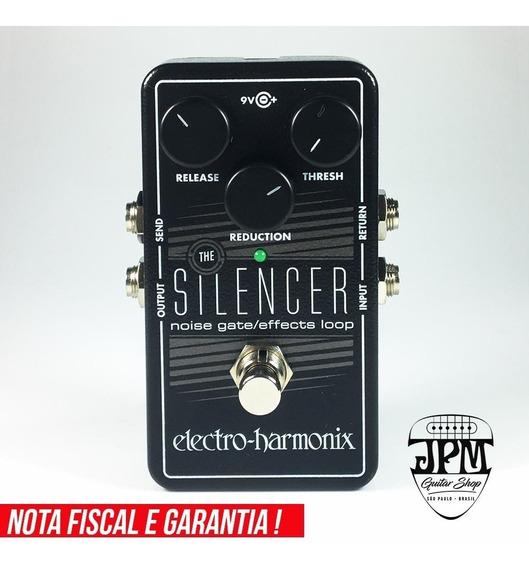 Pedal Silencer Noise Gate Electro Harmonix Ehx Com Nf !!!