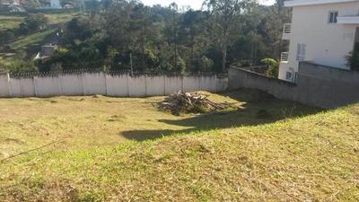 Terreno Em Condomínio A Venda Em Santana De Parnaíba, Residencial New Ville - 2714