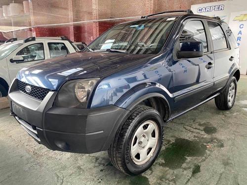 Ford Ecosport 2007 1.6 Xls *** Buen Estado*** 48 Cuotas