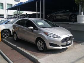 Ford Fiesta Se L4/1.6 Aut