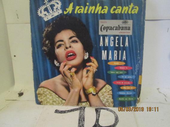 L,play 10 Pol,angela Maria A Rainha Canta,1954 Primeiro Di