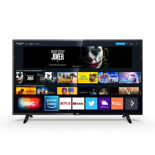 Smart Tv 32'' Aoc Led