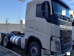 Cavalo Mecânico Volvo, Modelo Fh540 6x4t 15/16