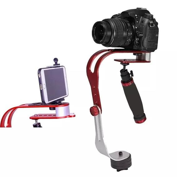 Steadicam Estabilizador Steadycam Dslr Camera Celular