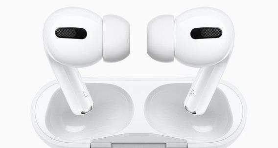 AirPods Pro Wireless C/ Estojo De Recarga Sem Fio Novo-apple