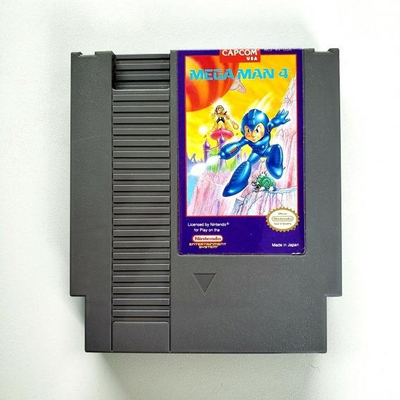 Mega Man 4 Original Nes