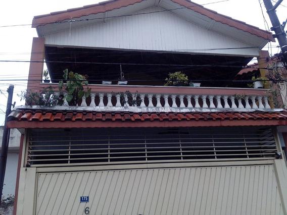 Casa A Venda No Bairro Cocaia Em Guarulhos - Sp. - 135-1