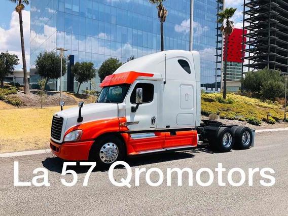 Tractocamion Freightliner Cascadia Isx Conversión A Torton
