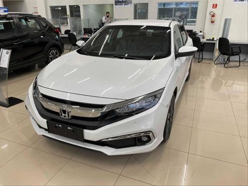 Imagem 1 de 13 de Honda Civic Exl 2.0 ( Aut ) 2021 0km