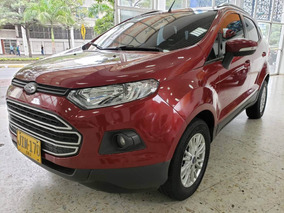 Ford Ecosport 2017 At - Seminuevo