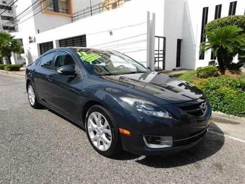 Mazda Mazda 6 Mazda 6 Americano