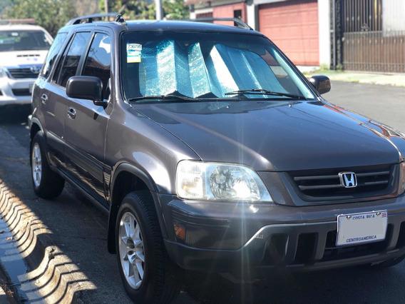 Honda Cr-v Ex Año 2000
