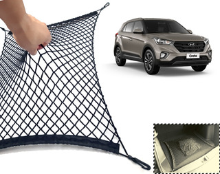 Rede Elástica Porta Malas Hyundai Creta 2017/ 2018