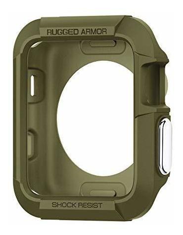 Spigen Rugged Armor Diseñado Para Apple Watch Case Para 38mm