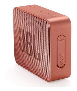 Jbl Parlante Bluetooth Go 2 Canela