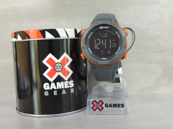 Relógio X Games Masculino Xmppd505 Pxgx - Nota Fiscal