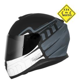 Capacete Mt Thunder 3 Slant Moto Motociclista Promoção