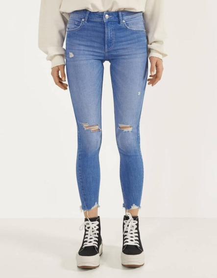 Pantalones Bershka Mujer Mercadolibre Com Mx