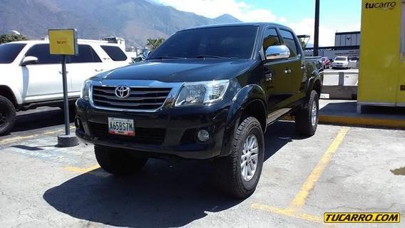 Toyota Hilux Kavak - Automático