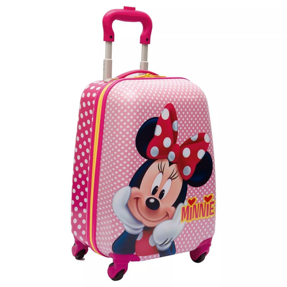 Malinha Escolar Minnie Sestini 65447 - Original