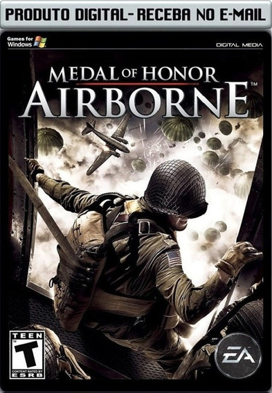 Medal Of Honor Airborne - Pc - Envio Digital
