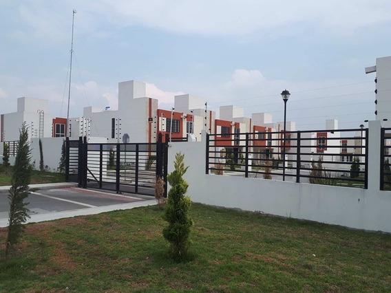 Venta De Casa En Unidad Habitacional Las Americas Ecatepec